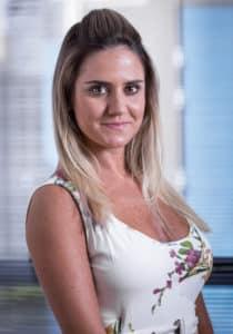 Camila Chizzotti, advogada do WFaria Advogados